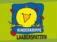 Blende Kinderkrippe
