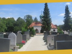 Blende Friedhof